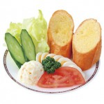 コメダ珈琲店でお昼ご飯を食べるなら、サラダバゲットが案外美味しいです
