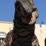 子供に好評!迫力満点!!ラグナシアで恐竜ショーを見てきました!