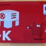 サークルKサンクスの+K(プラスケイ)Rポイントカードを調べた!