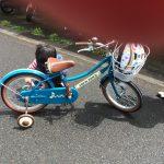子供自転車を買うなら!実店舗で調査をしてからネットで購入が一番!