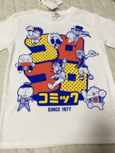 コロコロTシャツ-01